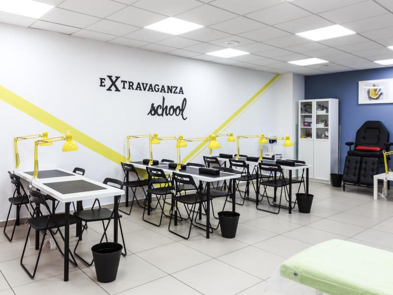 Школа маникюра и педикюра Extravaganzaschool